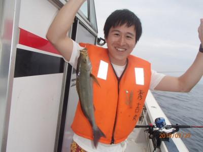 秀吉丸の2019年7月27日(土)1枚目の写真
