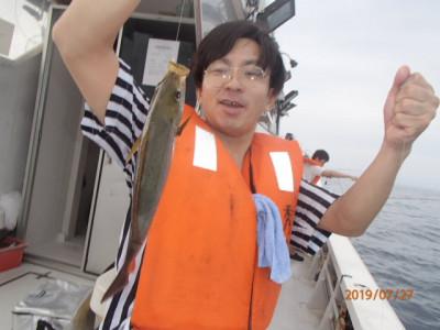 秀吉丸の2019年7月27日(土)2枚目の写真