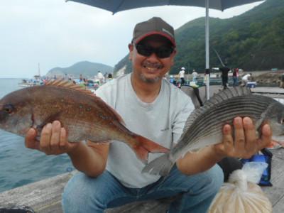 由良海つり公園&釣堀ランドの2019年7月28日(日)3枚目の写真