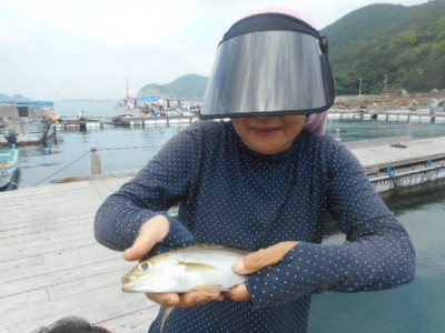 由良海つり公園&釣堀ランドの2019年7月28日(日)5枚目の写真