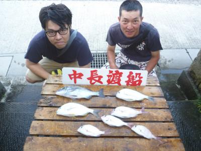 中長渡船の2019年7月28日(日)1枚目の写真