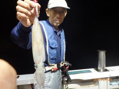 秀吉丸の2019年7月28日(日)1枚目の写真