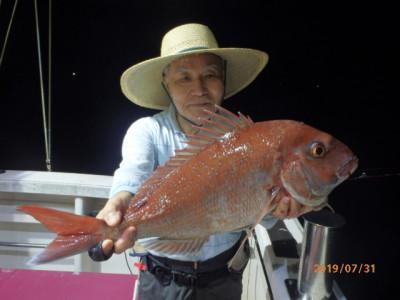 秀吉丸の2019年7月31日(水)1枚目の写真