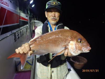 秀吉丸の2019年7月31日(水)5枚目の写真