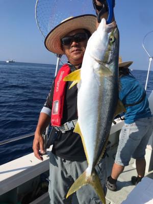 アラタニ釣具店の2019年8月3日(土)3枚目の写真
