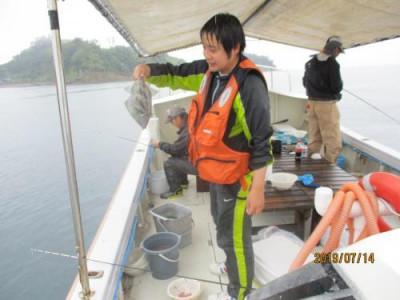 釣具の海友の2019年7月14日(日)2枚目の写真