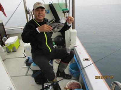 釣具の海友の2019年7月14日(日)4枚目の写真