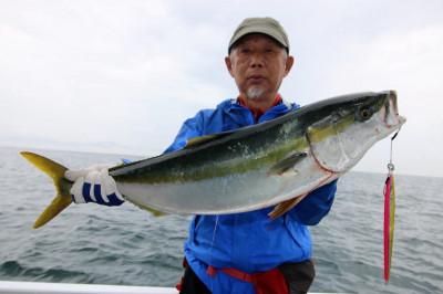 西岡遊漁の2019年7月19日(金)1枚目の写真
