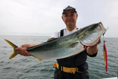 西岡遊漁の2019年7月19日(金)3枚目の写真
