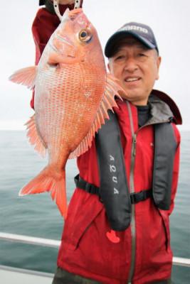 西岡遊漁の2019年7月22日(月)4枚目の写真