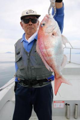 西岡遊漁の2019年7月23日(火)5枚目の写真