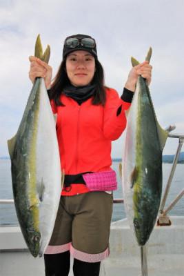 西岡遊漁の2019年7月24日(水)4枚目の写真