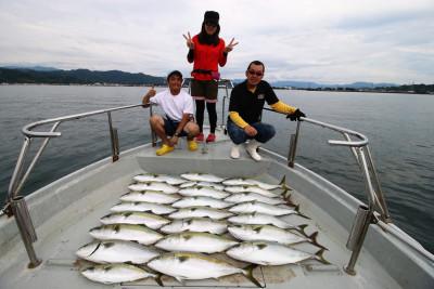 西岡遊漁の2019年7月24日(水)5枚目の写真