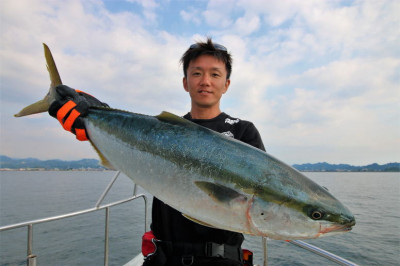 西岡遊漁の2019年7月25日(木)3枚目の写真