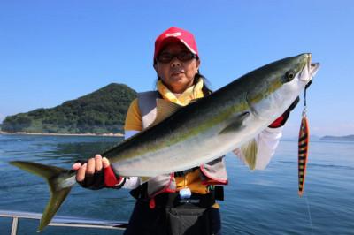 西岡遊漁の2019年7月30日(火)1枚目の写真