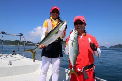 西岡遊漁の2019年7月30日(火)2枚目の写真