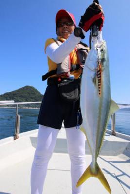西岡遊漁の2019年7月30日(火)3枚目の写真