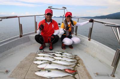 西岡遊漁の2019年7月30日(火)4枚目の写真