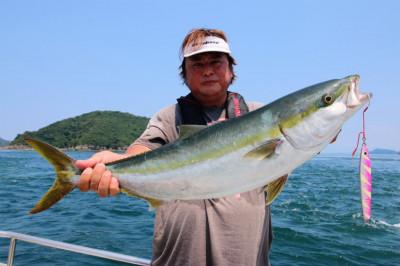 西岡遊漁の2019年7月31日(水)1枚目の写真