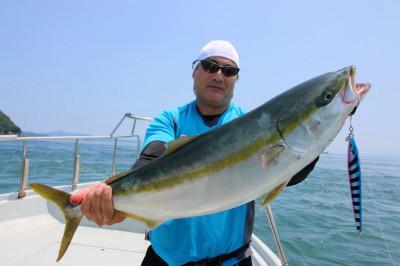 西岡遊漁の2019年7月31日(水)2枚目の写真