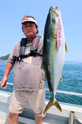西岡遊漁の2019年7月31日(水)3枚目の写真