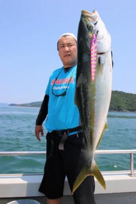 西岡遊漁の2019年7月31日(水)4枚目の写真