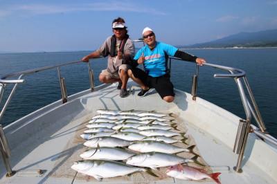西岡遊漁の2019年7月31日(水)5枚目の写真