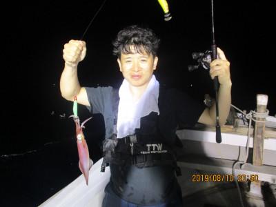 信隆丸の2019年8月10日(土)1枚目の写真