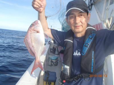 秀吉丸の2019年8月12日(月)1枚目の写真