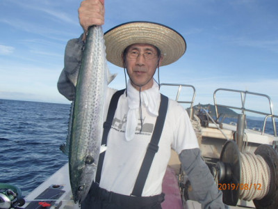秀吉丸の2019年8月12日(月)2枚目の写真