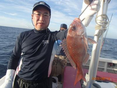 秀吉丸の2019年8月12日(月)3枚目の写真