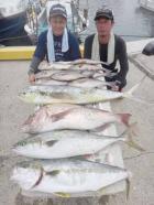 丸銀釣りセンターの2019年7月24日(水)3枚目の写真