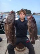 丸銀釣りセンターの2019年7月27日(土)1枚目の写真