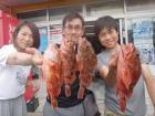 丸銀釣りセンターの2019年7月28日(日)1枚目の写真