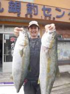 丸銀釣りセンターの2019年7月29日(月)1枚目の写真