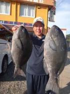丸銀釣りセンターの2019年7月31日(水)1枚目の写真