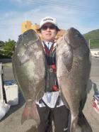 丸銀釣りセンターの2019年7月31日(水)2枚目の写真