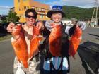 丸銀釣りセンターの2019年8月13日(火)1枚目の写真