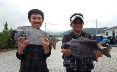乙島丸の2019年7月17日(水)1枚目の写真