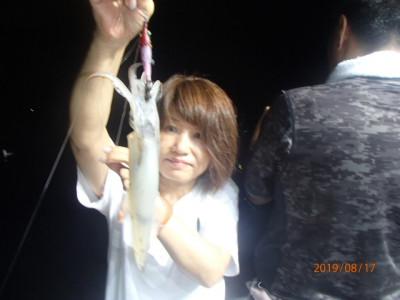 秀吉丸の2019年8月17日(土)1枚目の写真