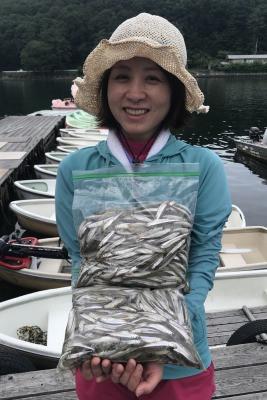 木崎湖モダンボートの2019年8月18日(日)1枚目の写真