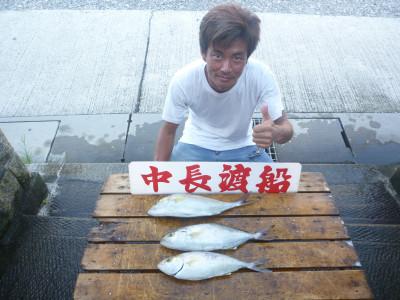 中長渡船の2019年8月18日(日)3枚目の写真