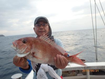 秀吉丸の2019年8月21日(水)1枚目の写真