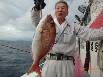 秀吉丸の2019年8月21日(水)2枚目の写真