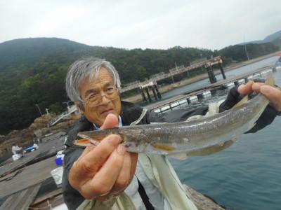 由良海つり公園&釣堀ランドの2019年8月24日(土)2枚目の写真