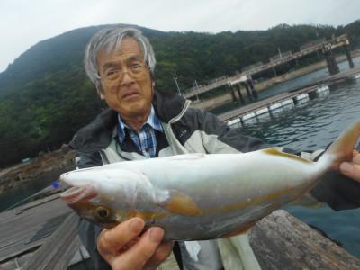 由良海つり公園&釣堀ランドの2019年8月24日(土)3枚目の写真