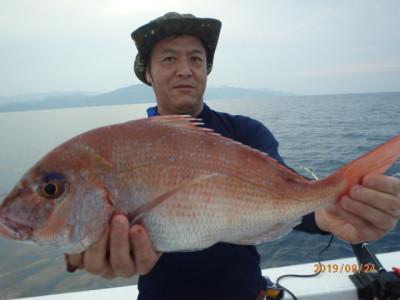 秀吉丸の2019年8月24日(土)1枚目の写真