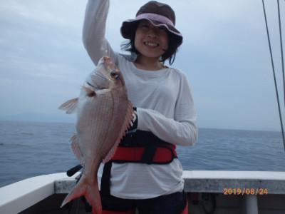 秀吉丸の2019年8月24日(土)3枚目の写真