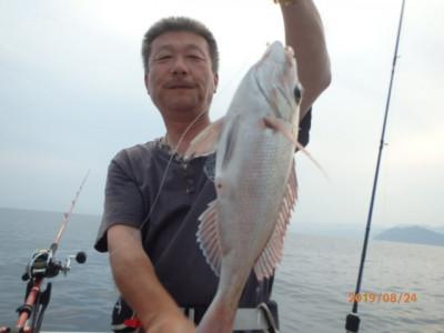 秀吉丸の2019年8月24日(土)5枚目の写真