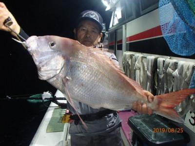 秀吉丸の2019年8月25日(日)1枚目の写真